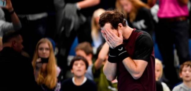 """Le sugieren a Murray que deje de jugar al tenis o podría tener """"consecuencias catastróficas"""". Foto: Getty"""