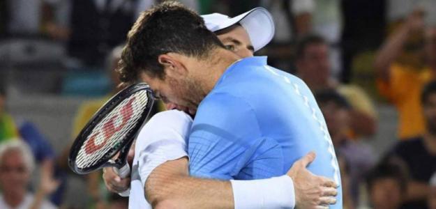 Andy Murray homenajeado. Foto: zimbio