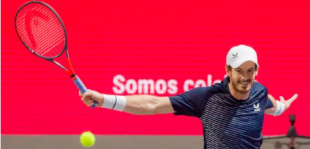 Andy Murray en Colonia. Fuente: Getty