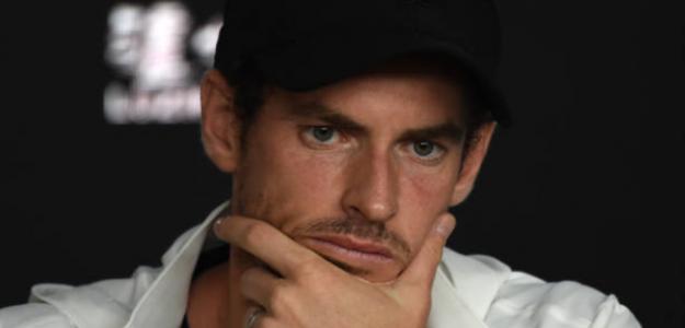 La carrera de Andy Murray podría no haber finalizado todavía. Foto: Getty