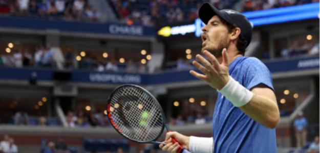 "Andy Murray carga duramente contra Tsitsipas: ""He perdido el respeto por él"". Foto: Getty"