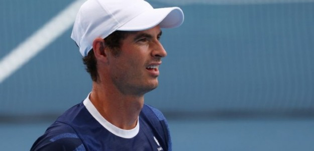 Andy Murray continúa igual. Foto:lainformacion.com/B. Kanaris