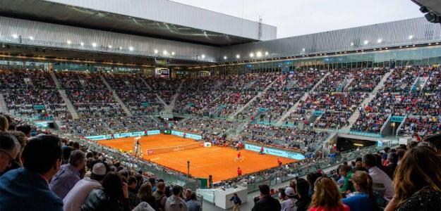 Mutua Madrid Open 2021, todo lo que debes saber. Foto: gettyimages