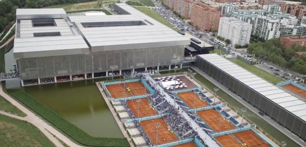 La Caja Mágica seguirá albergando tenis hasta 2031.