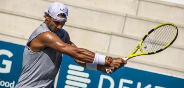 Rafa Nadal y su preparación de cara a 2019. Foto: Getty