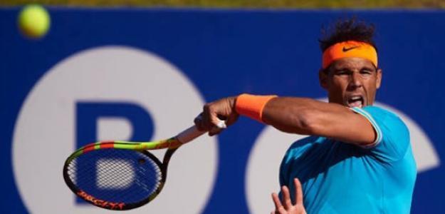 """Rafa Nadal: """"Voy de menos a más"""". Foto: Getty"""
