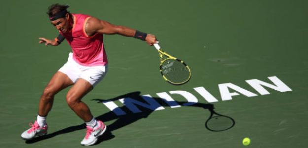 Rafa Nadal quiere cuidar su calendario para evitar situaciones como la de 2018. Foto: Getty