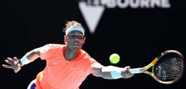 El campeón de 2009 arranca con notas muy positivas en Melbourne. Fuente: Getty
