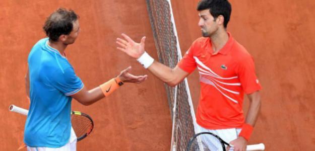 Lucha por número 1 entre Novak Djokovic, Rafael Nadal y Dominic Thiem. Foto: gettyimages