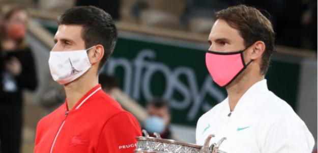 Opciones Rafael Nadal terminar número 1 ranking ATP el 2020. Foto: gettyimages