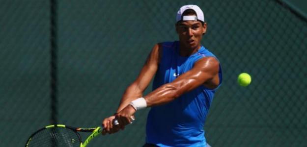 Rafael Nadal, dudas de tenistas Indian Wells. Foto: gettyimages