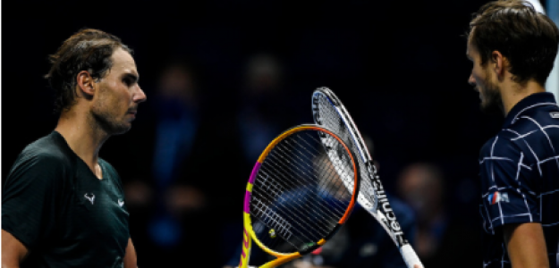 Rafael Nadal, objetivos a cumplir segunda mitad de temporada 2021. Foto: gettyimages