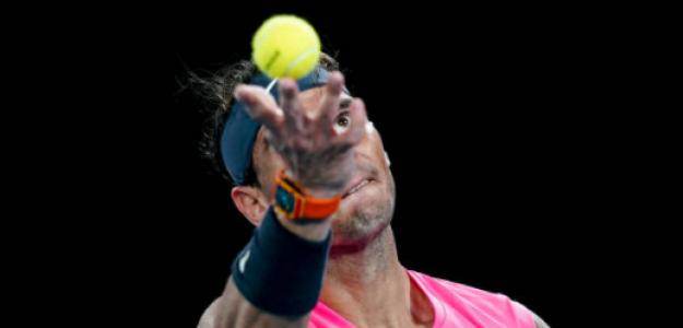 Rafael Nadal, ganar Grand Slam dos veces. Foto: gettyimages