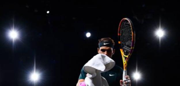 """Nadal: """"A mediados del segundo set encontré una posición mejor para restar"""". Foto: Getty"""