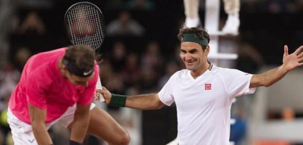 Rafael Nadal, posibilidad de alcanzar a Roger Federer semanas top-10. Foto: gettyimages