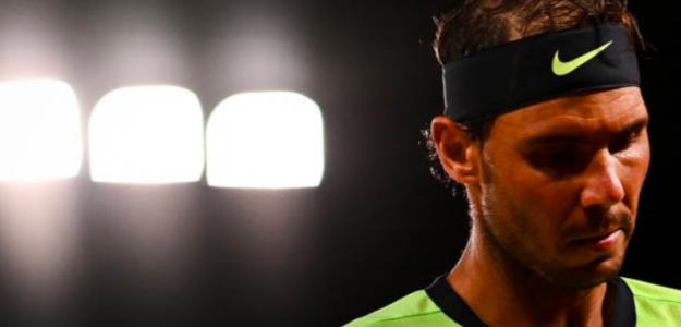 Rafael Nadal en rueda de prensa. Foto: Getty Images