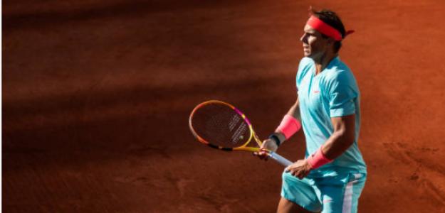 Rafael Nadal y Diego Schwartzman, mejores restadores ATP. Foto: gettyimages