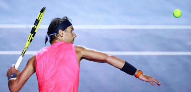 Rafael Nadal habla de Grigor Dimitrov en ATP Acapulco 2020. Foto: gettyimages