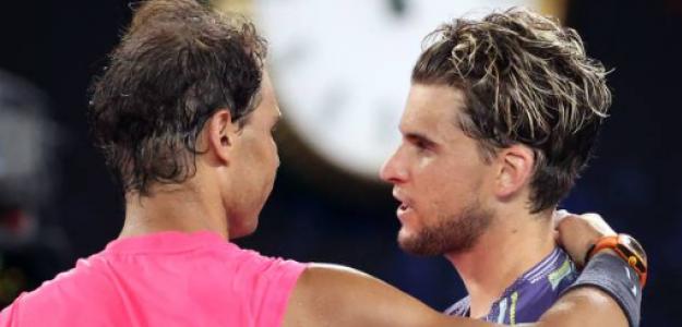 Dominic Thiem y opciones de adelantar a Nadal en ranking ATP 2020. Foto: gettyimages