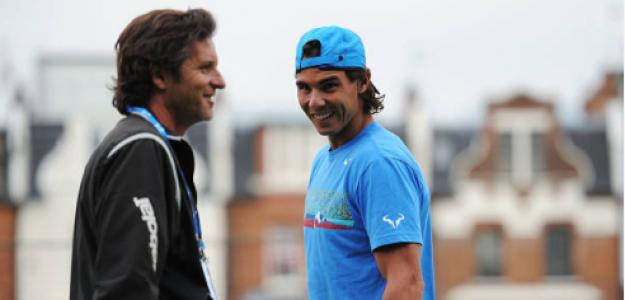 Francis Roig habla de Rafael Nadal. Foto: gettyimages
