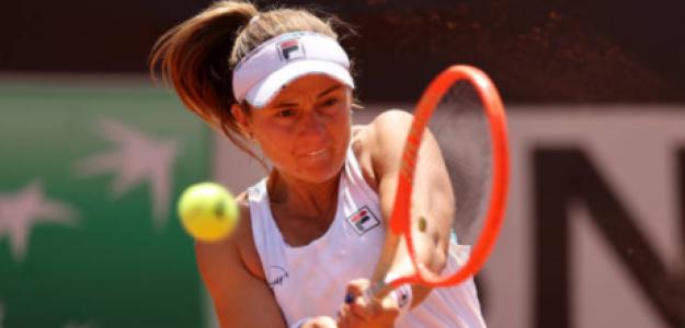 Podoroska defiende semifinales en Roland Garros. Foto: Getty