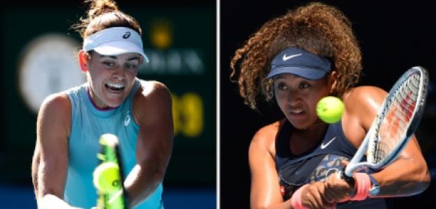 Análisis final femenina Open Australia 2021 Brady y Osaka. Foto: gettyimages