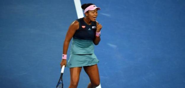 Naomi Osaka en Open de Australia 2019. Foto: zimbio