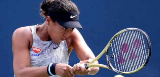 La japonesa confiesa que durante Wimbledon no disfrutó jugar ante tanto público. Foto: Getty
