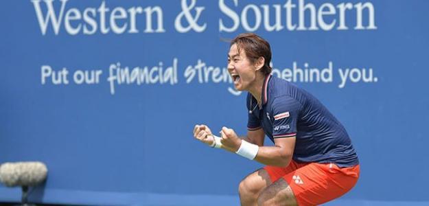 Yosihito Nishioka. Foto: ATP