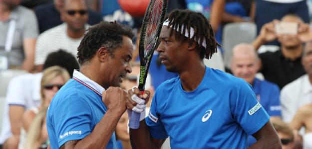 Yannick Noah, opciones de que gane un francés Roland Garros. Foto: gettyimages