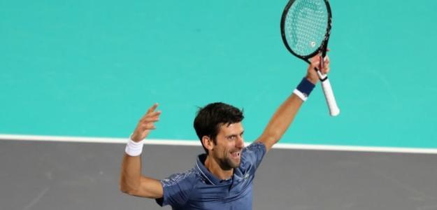 Novak Djokovic empieza el año con título. Fuente: Getty