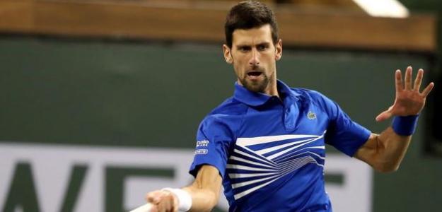 Novak Djokovic. Fuente: ATP