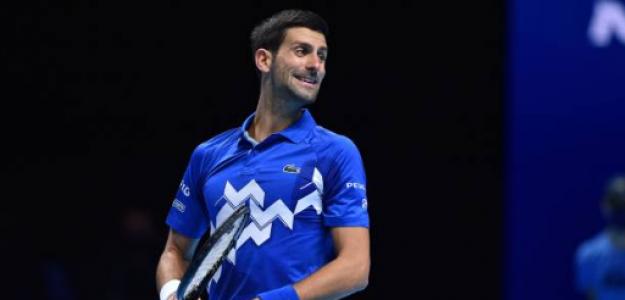 Novak Djokovic, posibilidad de alcanzar 1.000 partidos ganados. Foto: gettyimages