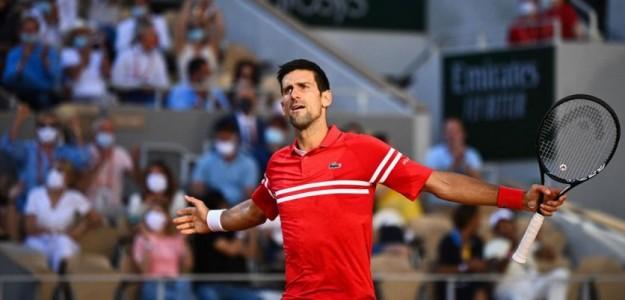 Novak Djokovic, grandes alicientes del tenis en Juegos Olímpicos Tokio 2021. Foto: gettyimages