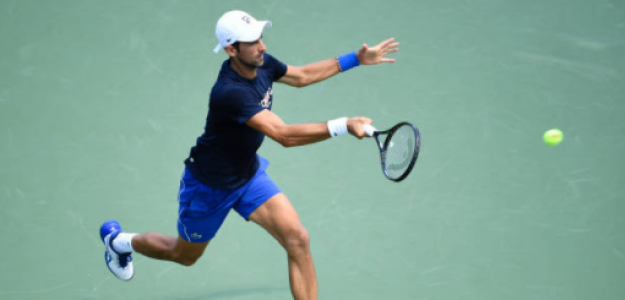 Novak Djokovic, análisis cuadro masculino US Open 2020. Foto: gettyimages