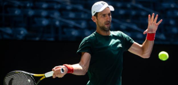 Novak Djokovic, análisis cuadro masculino US Open 2021. Foto: gettyimages