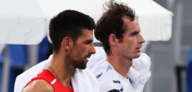 Murray valoró el trabajo de Djokovic. Foto: Getty