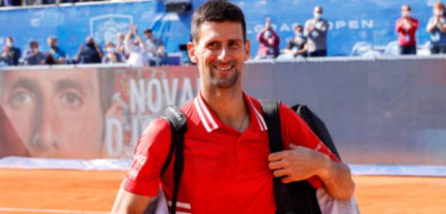Djokovic buscará sumar un nuevo título en su vitrina. Foto: Getty