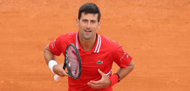 Djokovic tiene como objetivo principal ganar Roland Garros. Foto: Getty