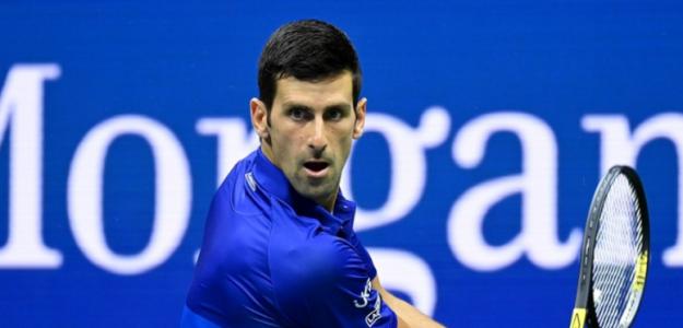 Djokovic y otro triunfo en el US Open. Foto: US Open