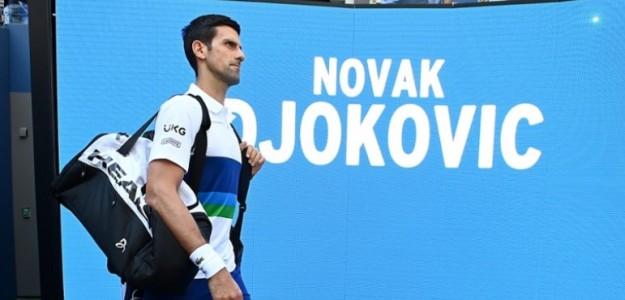 Djokovic ganó, aunque dejó muchas dudas. Foto: US Open