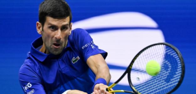 "Djokovic, sobre el Big3: ""Es difícil decir quién es el mejor"". Foto: US Open"