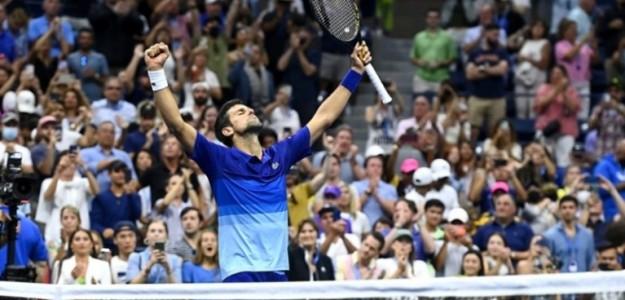 Djokovic quedó a dos partidos del Grand Slam. Foto: US Open