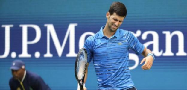 Novak Djokovic, complot jugadores contra US Open 2020. Foto: gettyimages