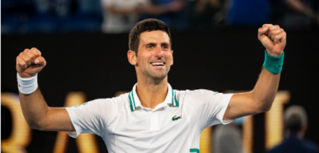 Novak Djokovic, conclusiones del Open de Australia 2021. Foto: gettyimages