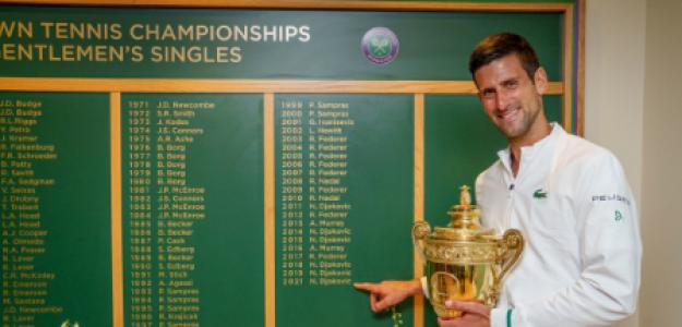 Conclusiones Wimbledon 2021. Foto: gettyimages