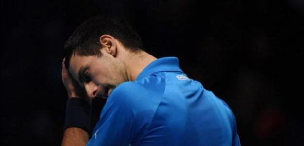 Novak Djokovic, atacado por Jurgen Melzer por polémica con PTPA. Foto: gettyimages