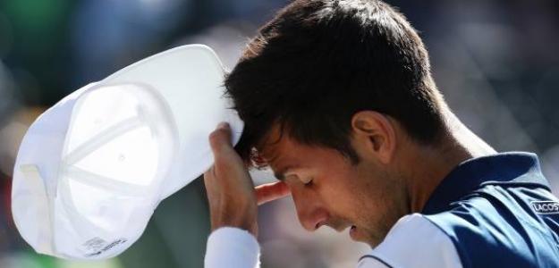 Novak Djokovic pensó en la retirada en 2018. Foto: Getty