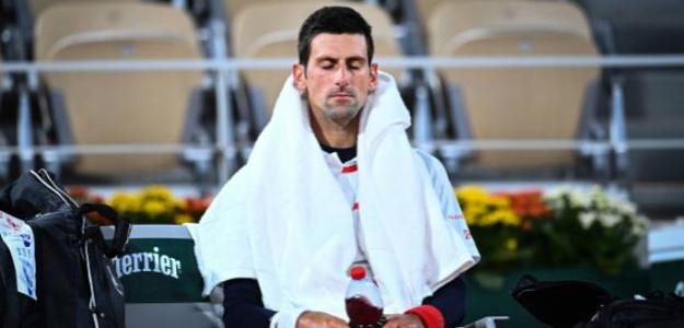 ¿Pide Djokovic MTO para cortar el ritmo a sus rivales si va perdiendo? Foto: Getty