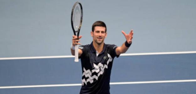 Novak Djokovic y criterios para definir el GOAT. Foto: gettyimages